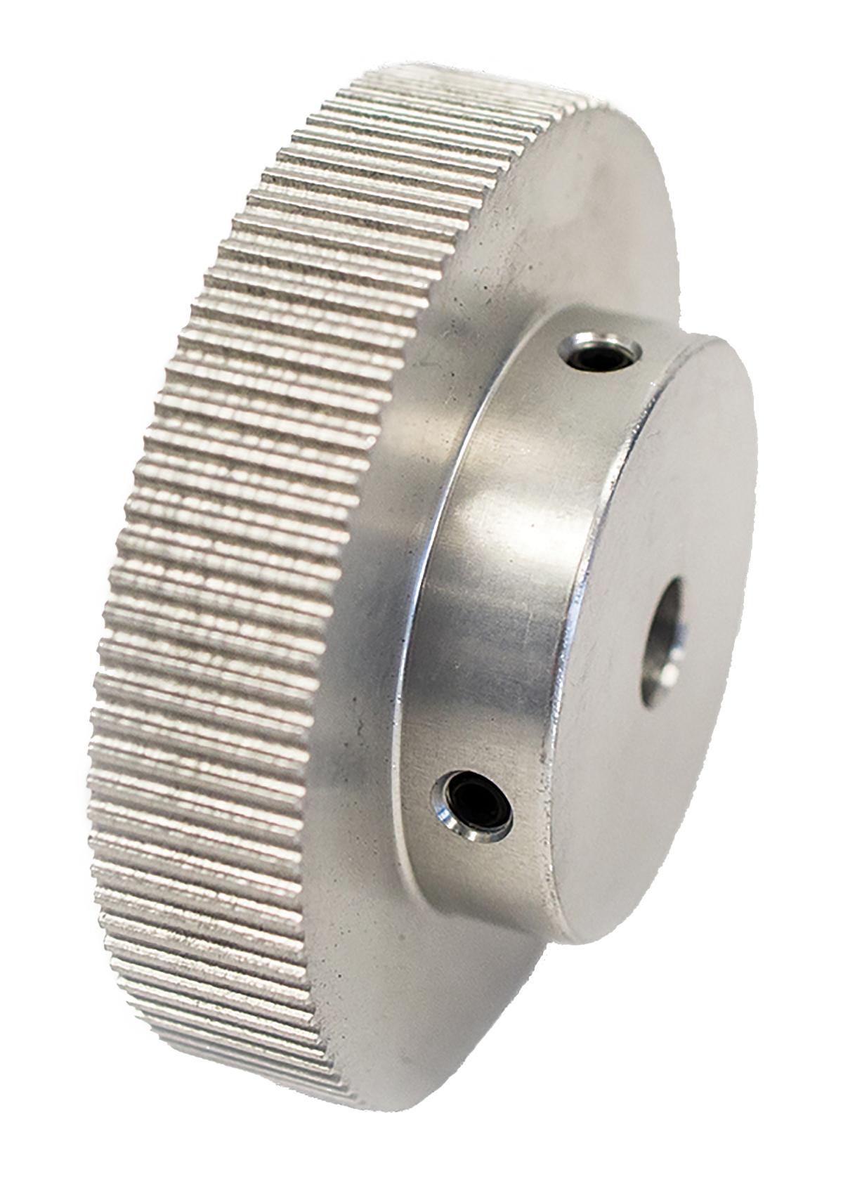 100-2P09-6A4 - Aluminum Powerhouse® Pulleys
