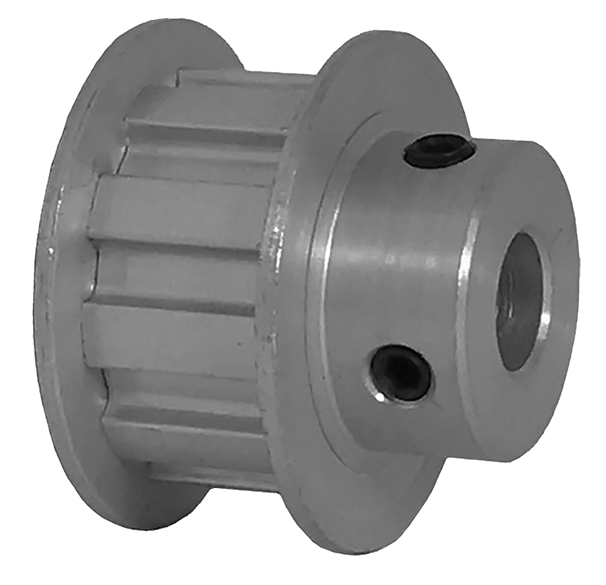 10L050-6FA5 - Aluminum Imperial Pitch Pulleys