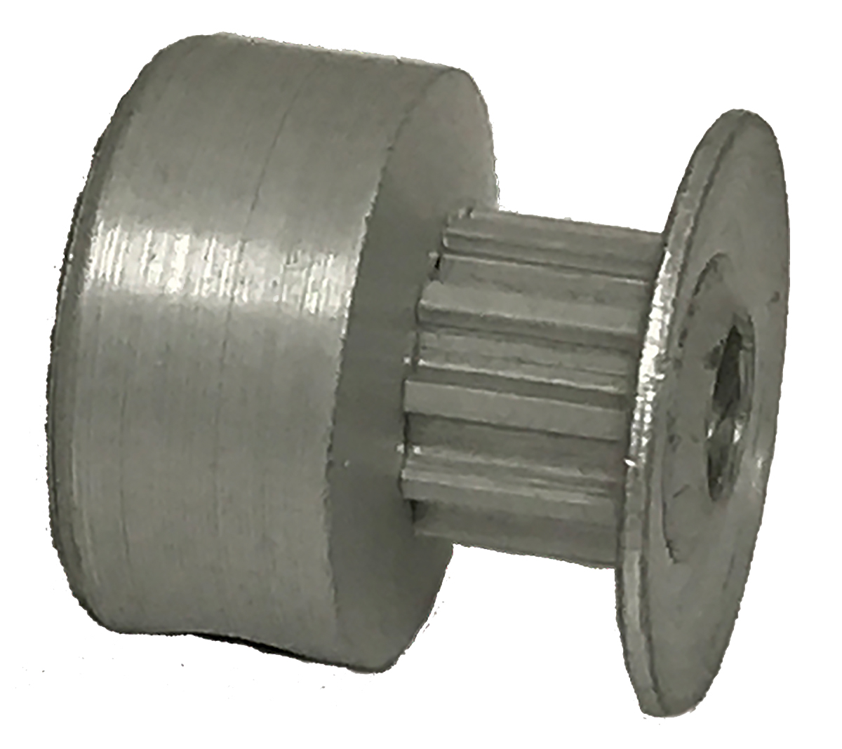 10MP012M6CA3 - Aluminum Metric Pulleys