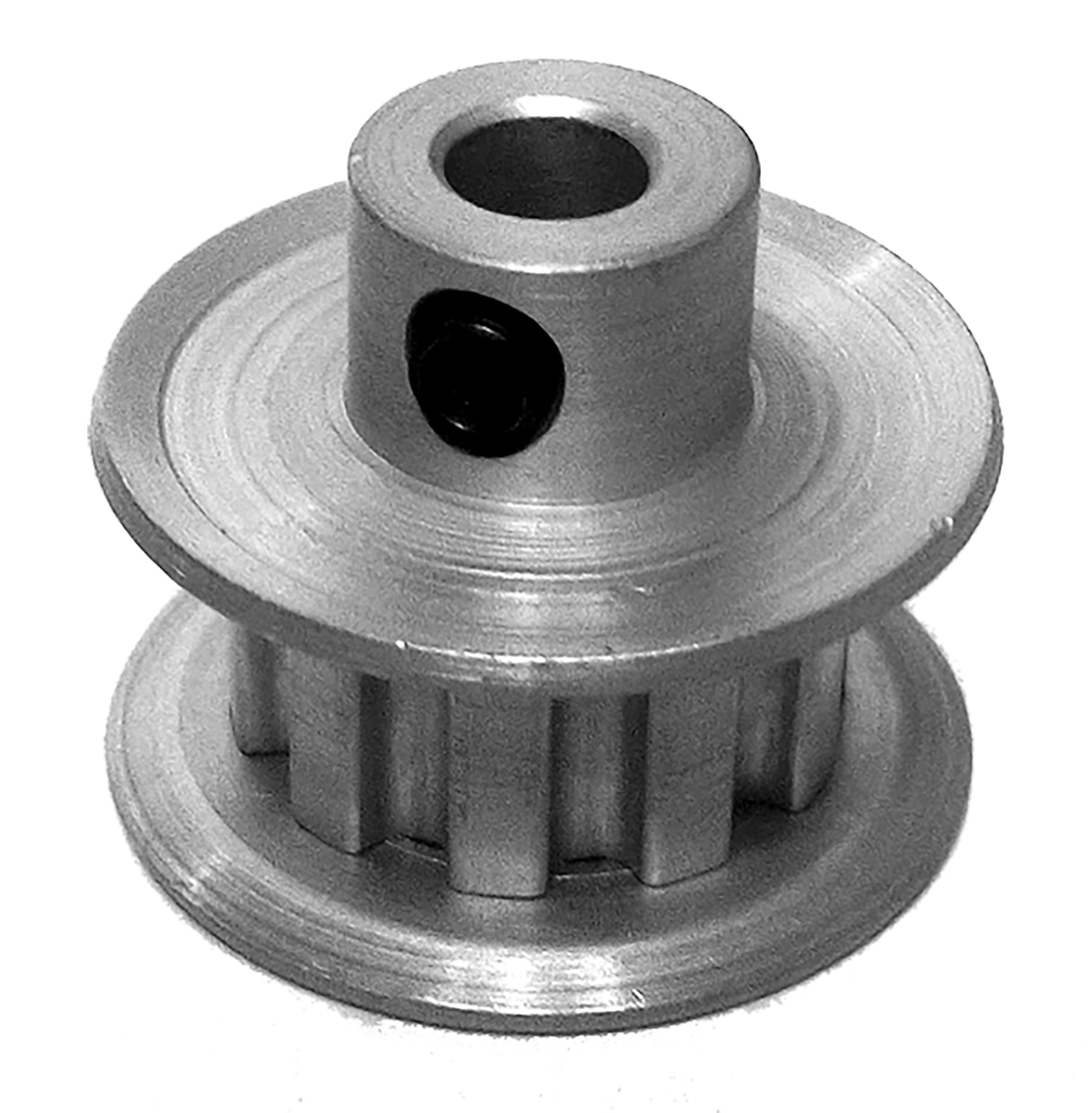 12XL025-6FA4 - Aluminum Imperial Pitch Pulleys