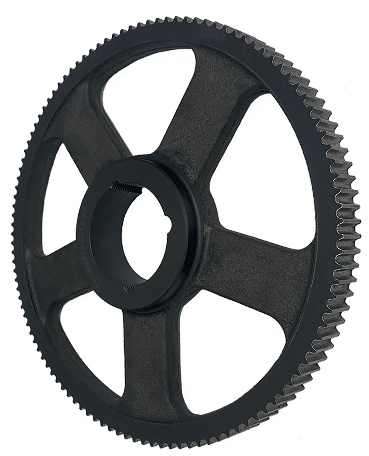 112-8MX12-2012 - Cast Iron Powerhouse® MX Pulleys