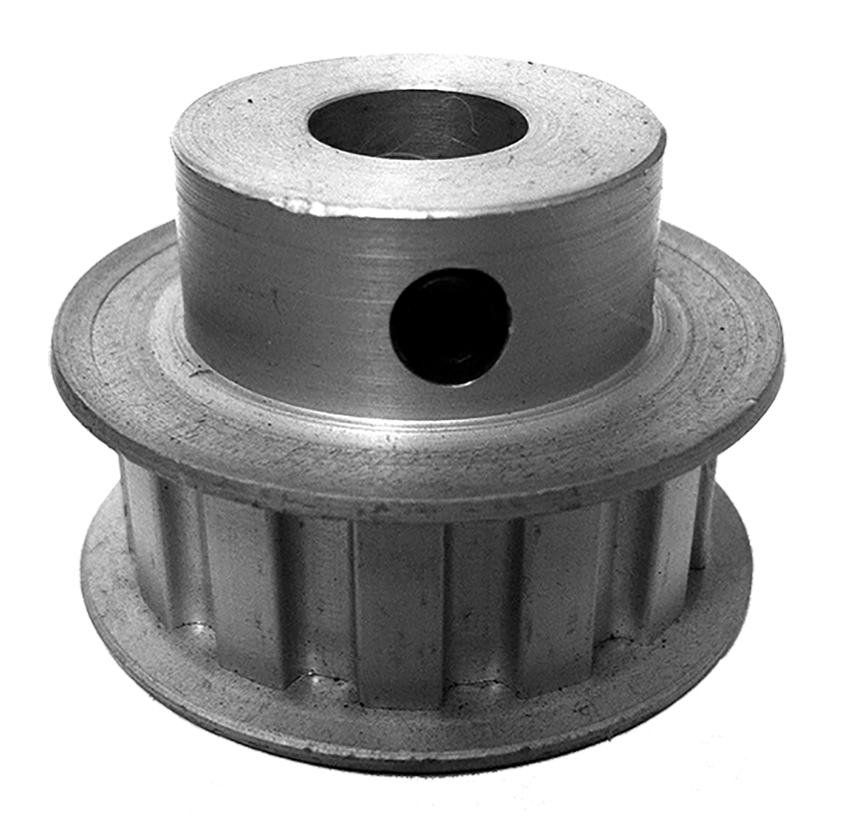 10L075-6FA5 - Aluminum Imperial Pitch Pulleys