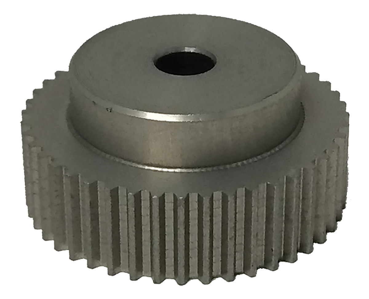16T2.5/48-0 - Aluminum Metric Pulleys