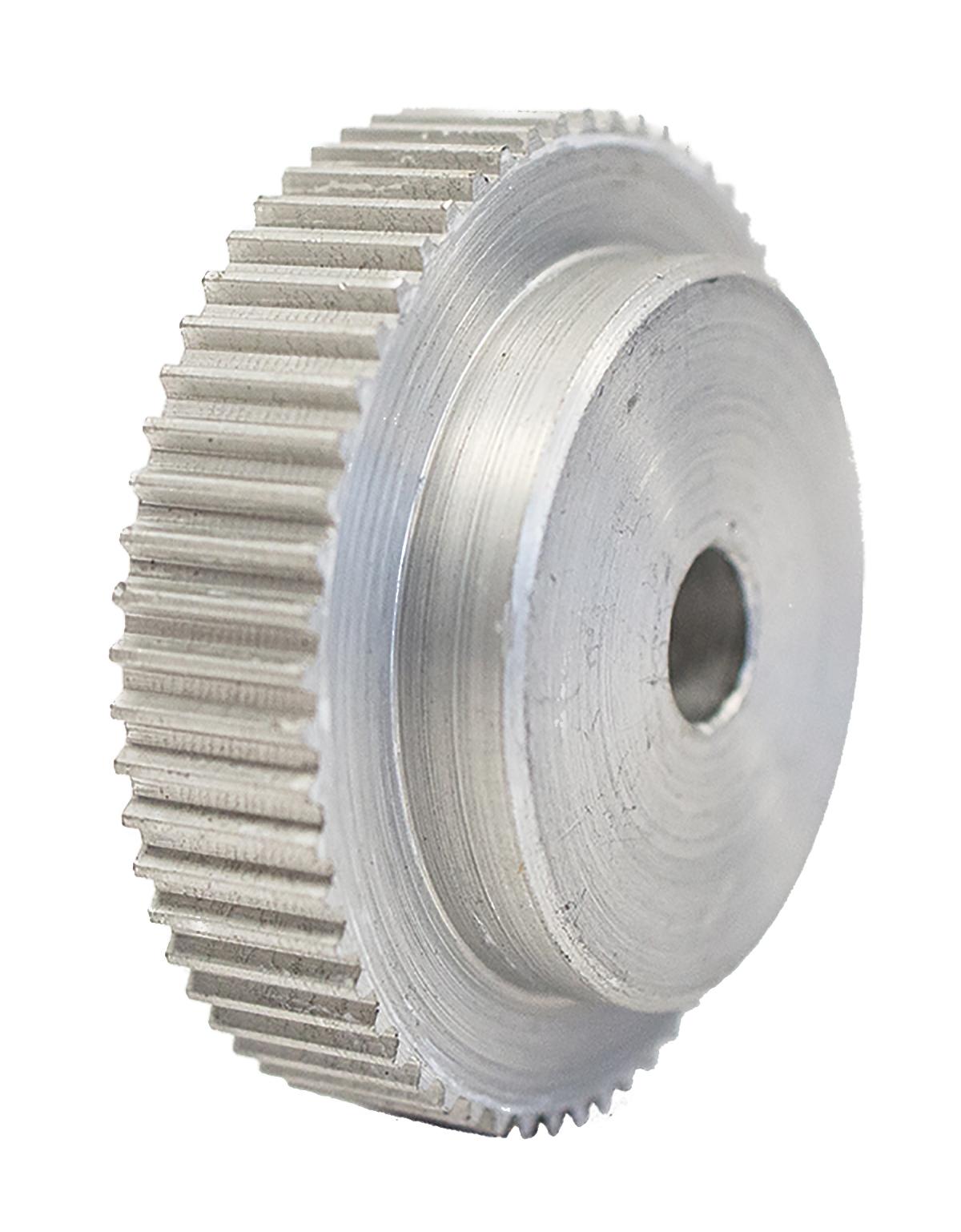 16T2.5/60-0 - Aluminum Metric Pulleys