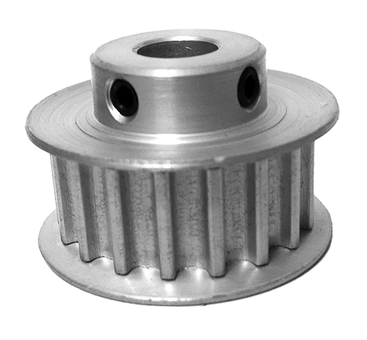 16-5M09-6FA4 - Aluminum Powerhouse®HTD® Pulleys