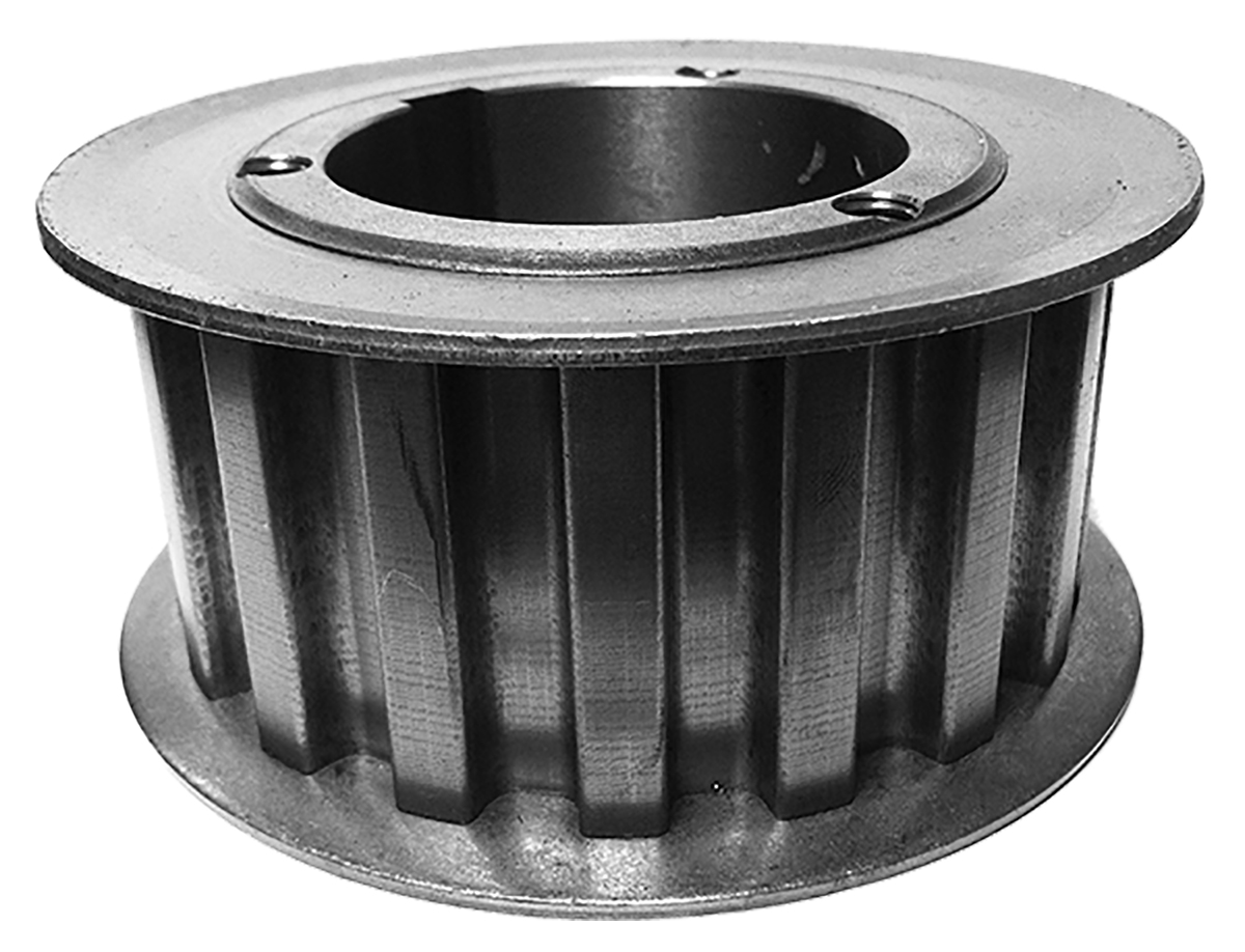 40XXHR200 - Cast Iron Imperial Pitch Pulleys