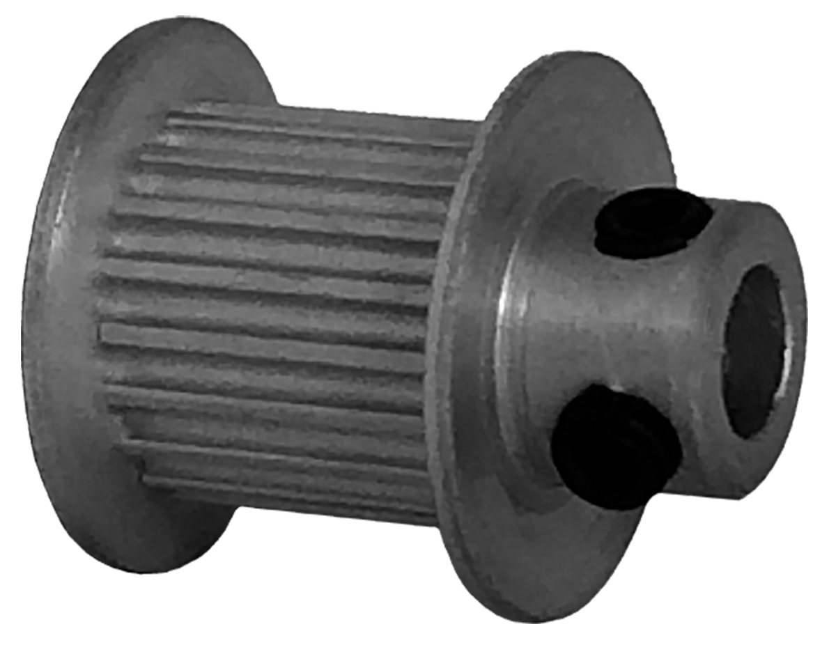 19-2P09-6FA2 - Aluminum Powerhouse® Pulleys