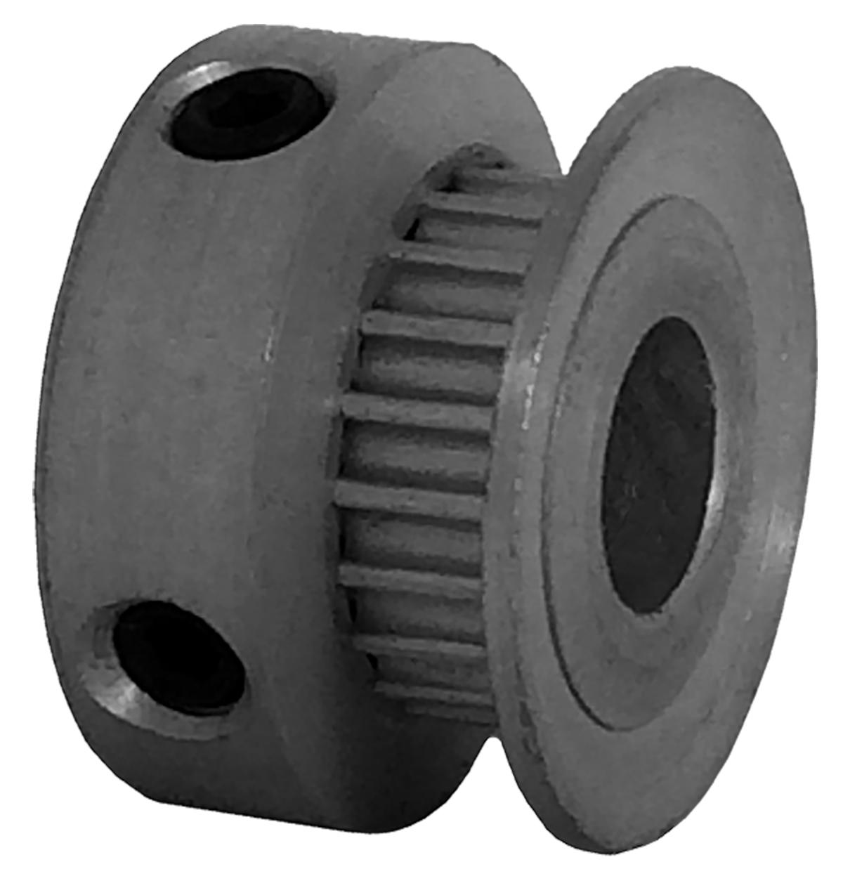 20-2P03-6CA3 - Aluminum Powerhouse® Pulleys