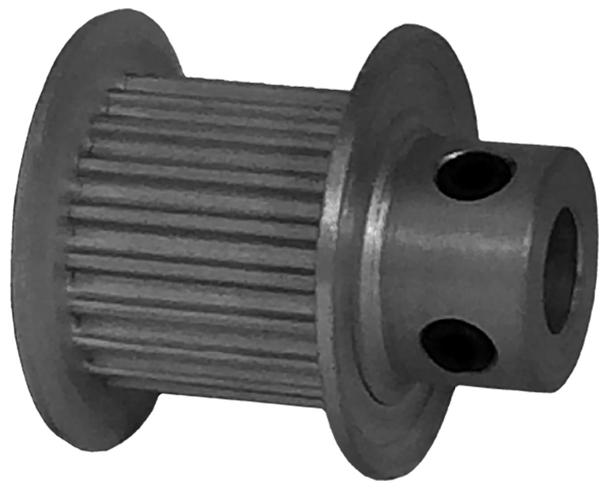 20-2P09-6FA2 - Aluminum Powerhouse® Pulleys