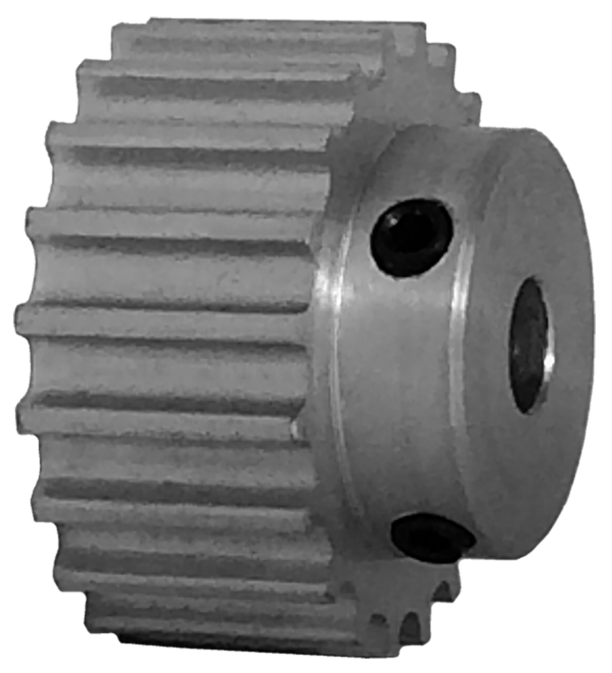20-5M09-6A3 - Aluminum Powerhouse®HTD® Pulleys