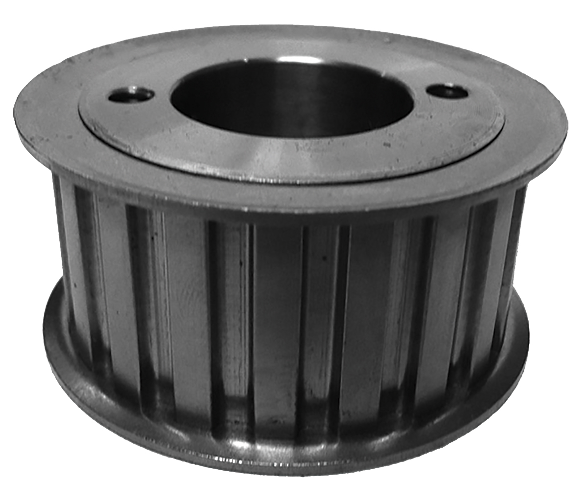 48LP100 - Cast Iron Imperial Pitch Pulleys