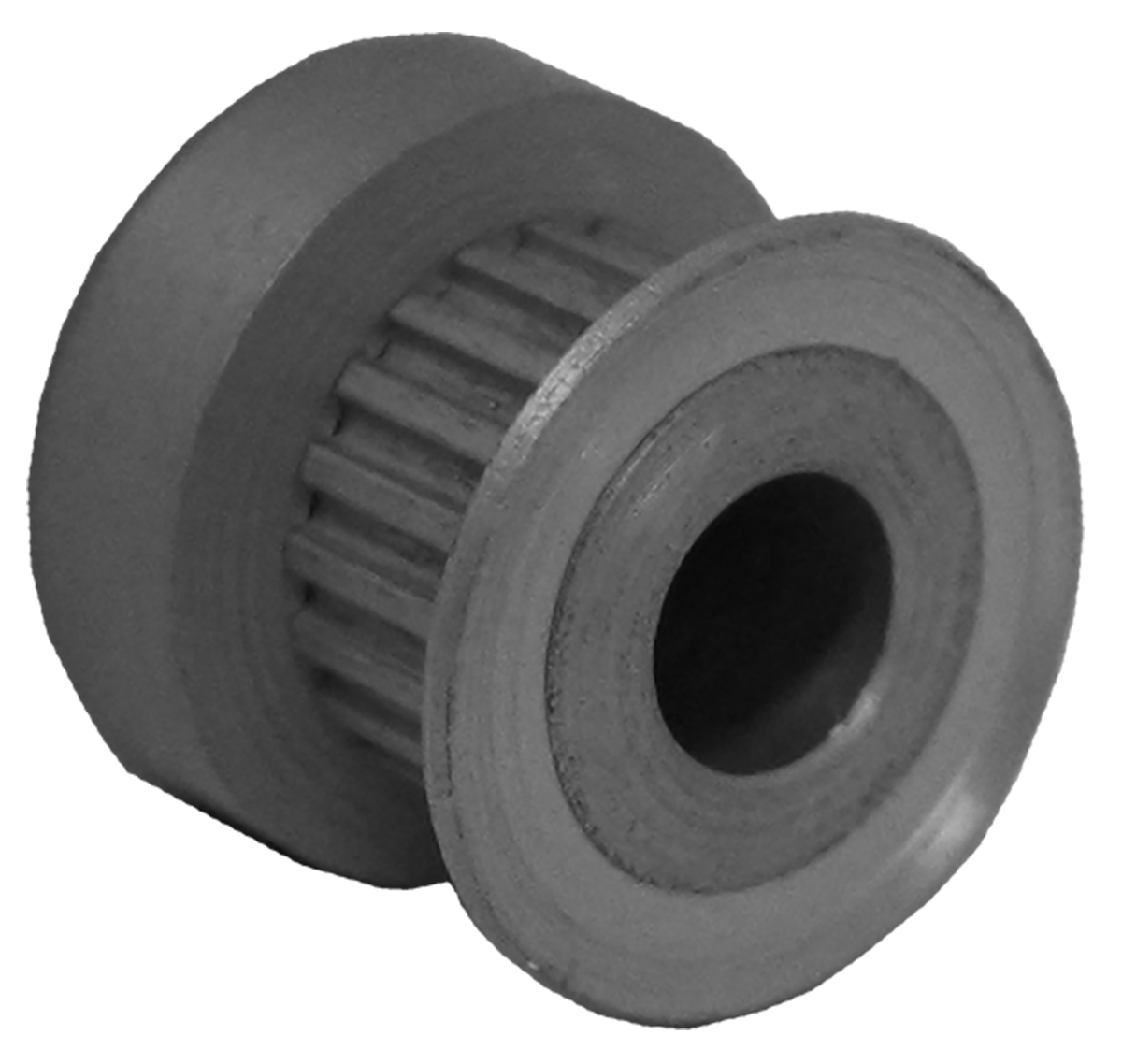 20MP025-6CA3 - Aluminum Imperial Pitch Pulleys