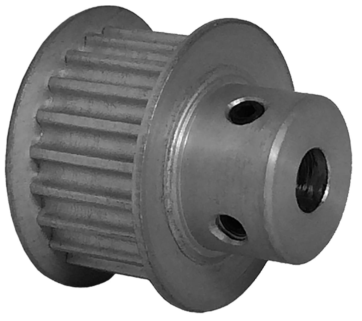 21-3P09-6FA2 - Aluminum Powerhouse® Pulleys