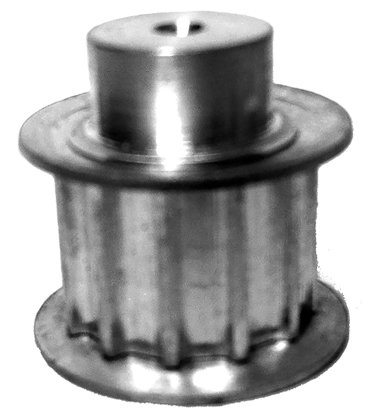 21AT5/12-2 - Aluminum Metric Pulleys