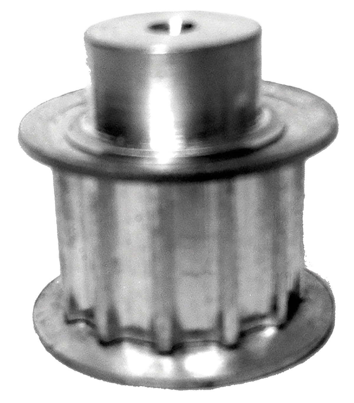 21AT5/12-2 - Aluminum Metric Pulleys