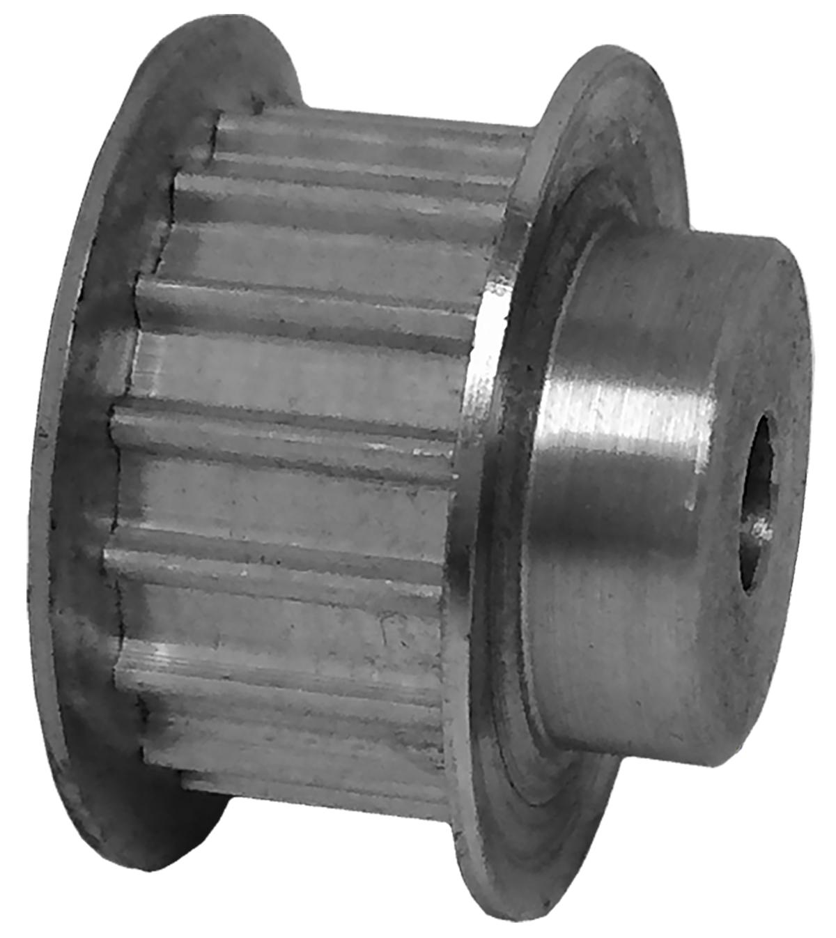 21AT5/16-2 - Aluminum Metric Pulleys