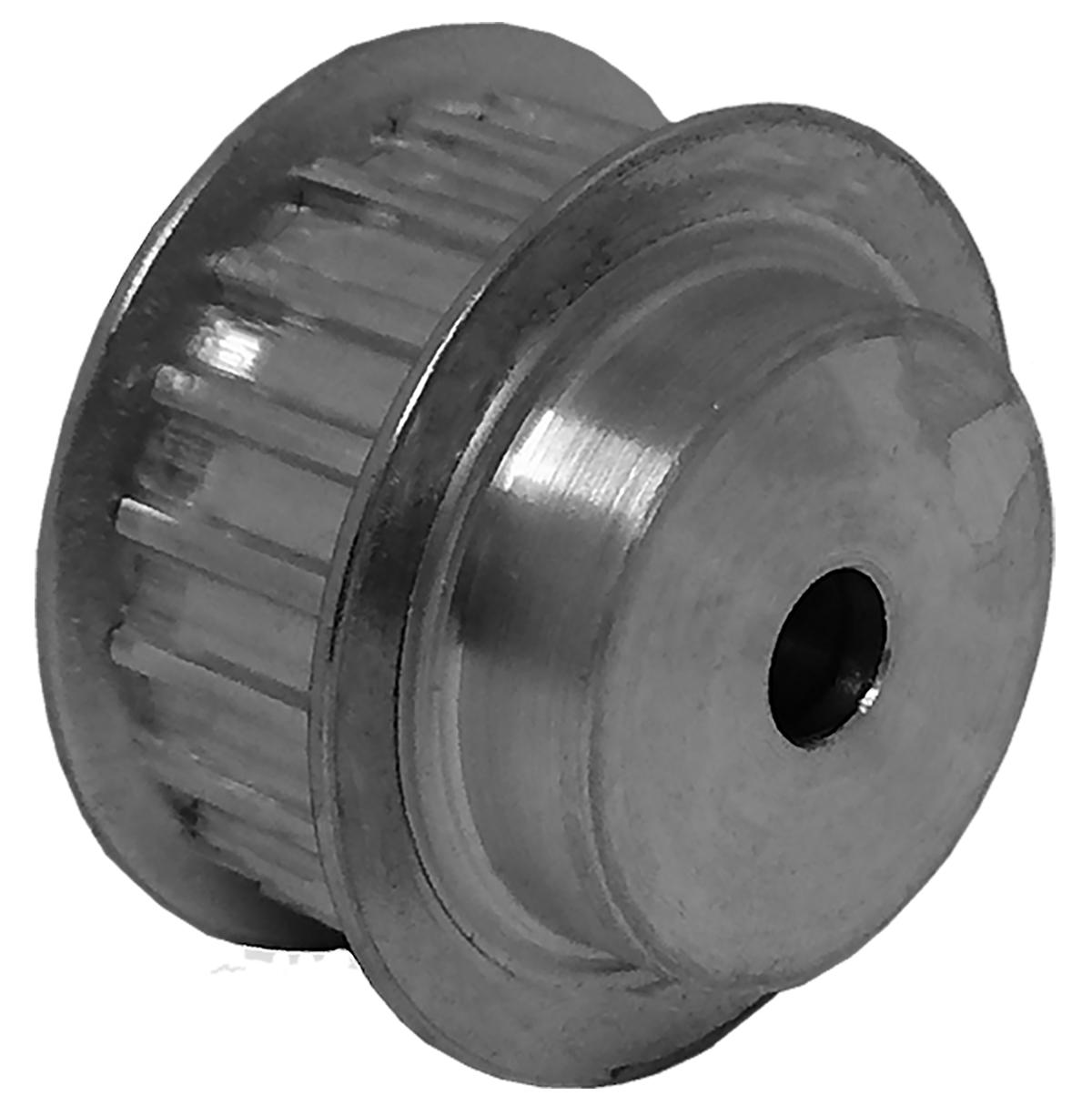 21AT5/20-2 - Aluminum Metric Pulleys