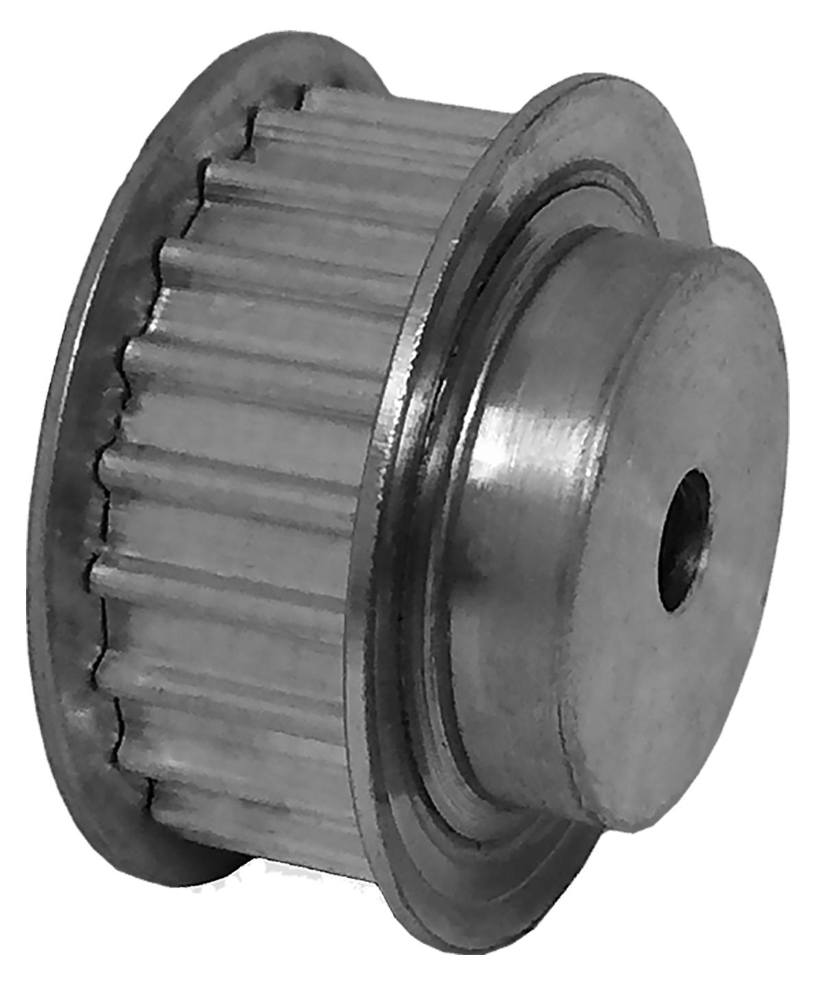 21AT5/22-2 - Aluminum Metric Pulleys