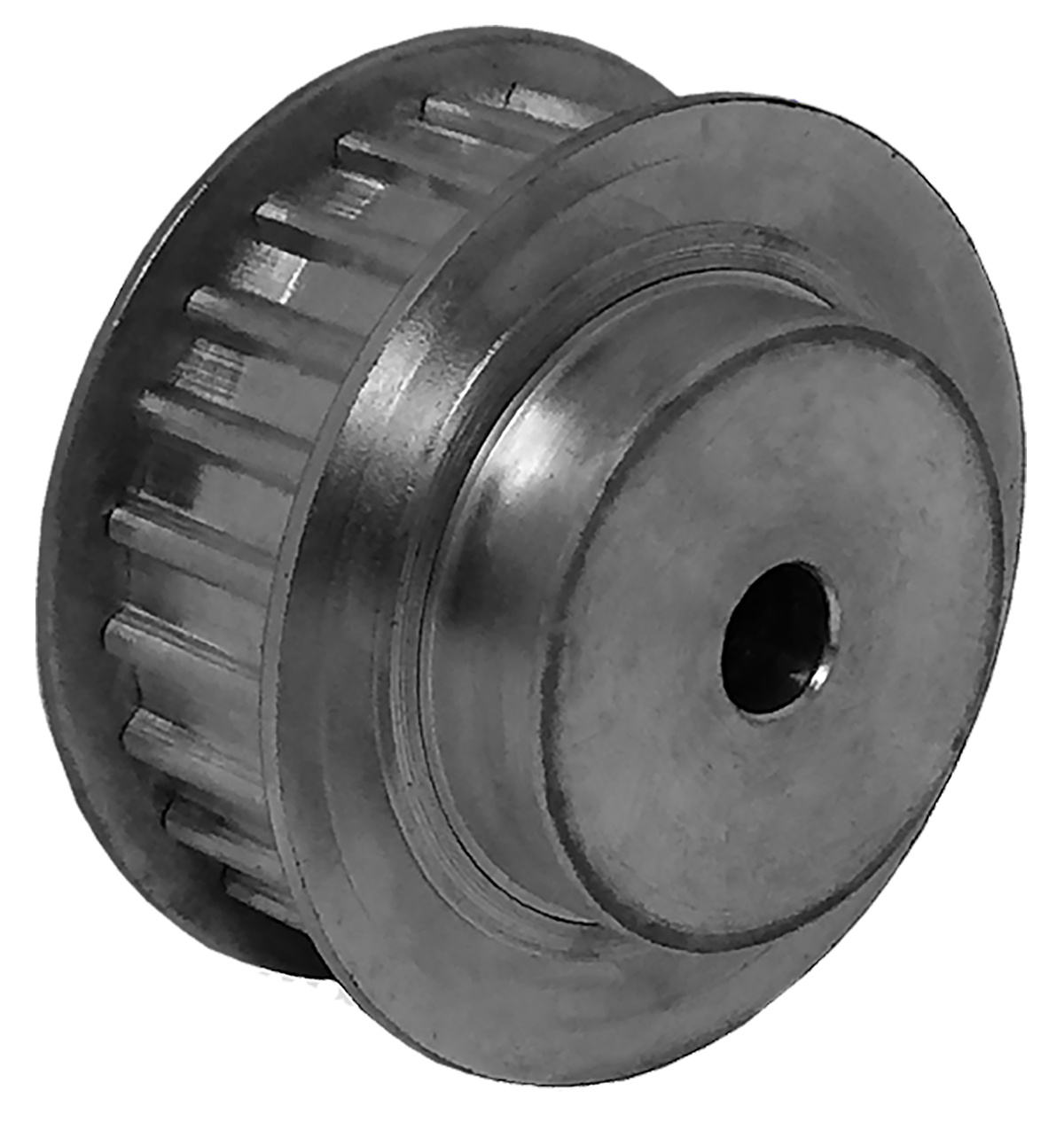 21AT5/24-2 - Aluminum Metric Pulleys
