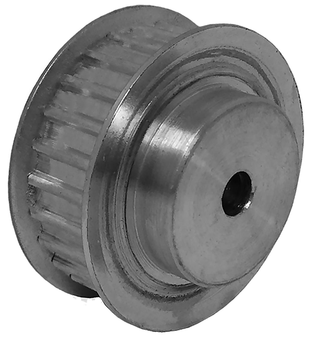 21AT5/25-2 - Aluminum Metric Pulleys