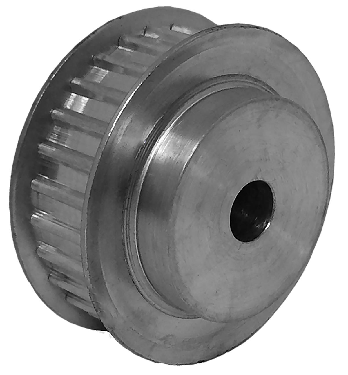 21AT5/27-2 - Aluminum Metric Pulleys