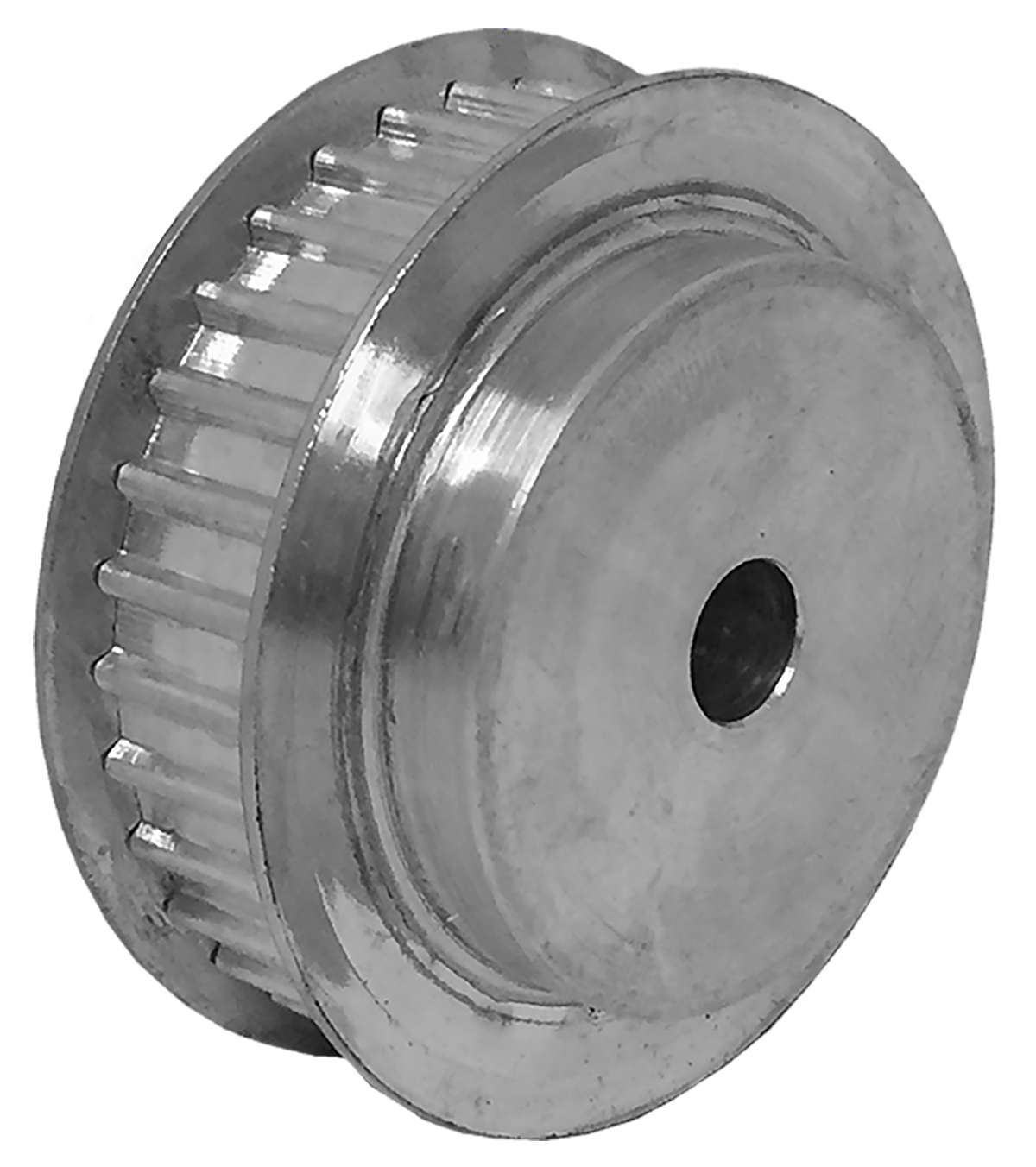 21AT5/32-2 - Aluminum Metric Pulleys