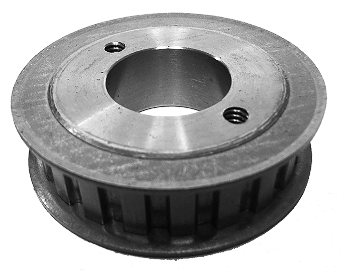 36LP050 - Cast Iron Imperial Pitch Pulleys