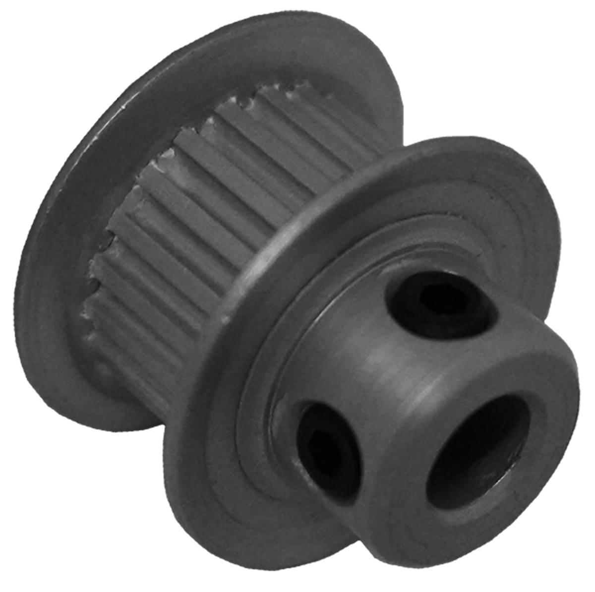 21MP025-6FA2 - Aluminum Imperial Pitch Pulleys