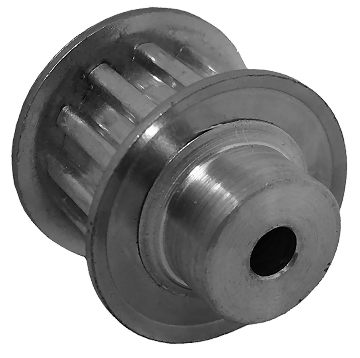 21T5/12-2 - Aluminum Metric Pulleys