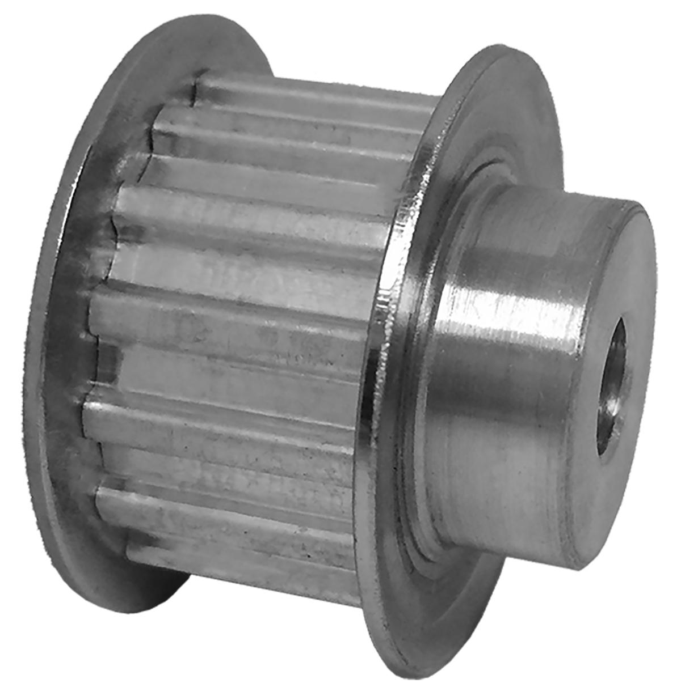 21T5/15-2 - Aluminum Metric Pulleys
