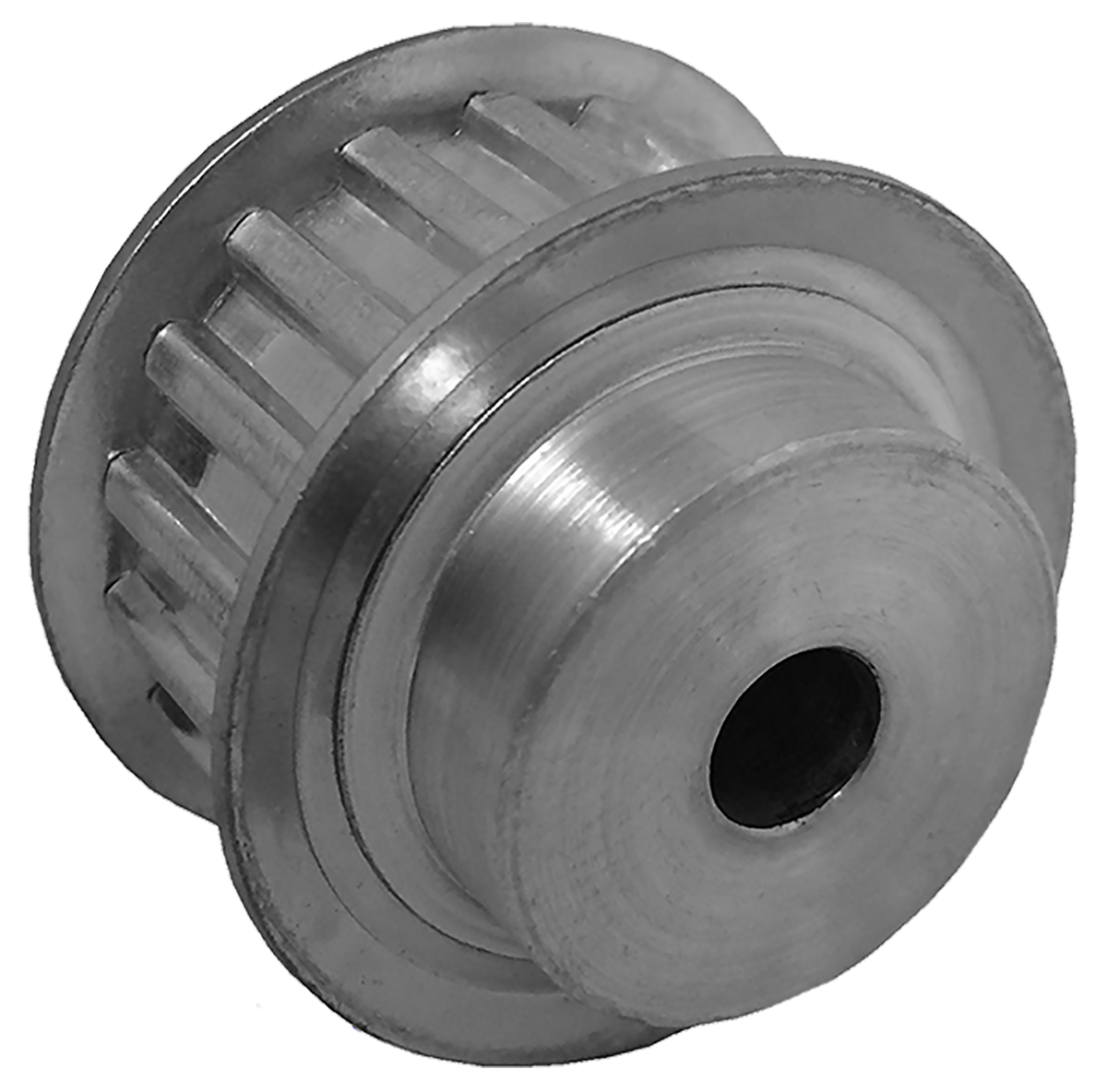21T5/18-2 - Aluminum Metric Pulleys