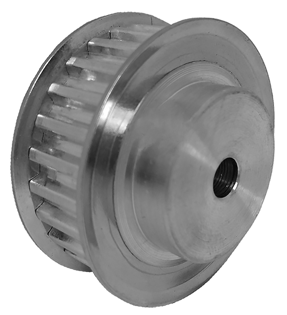 21T5/26-2 - Aluminum Metric Pulleys