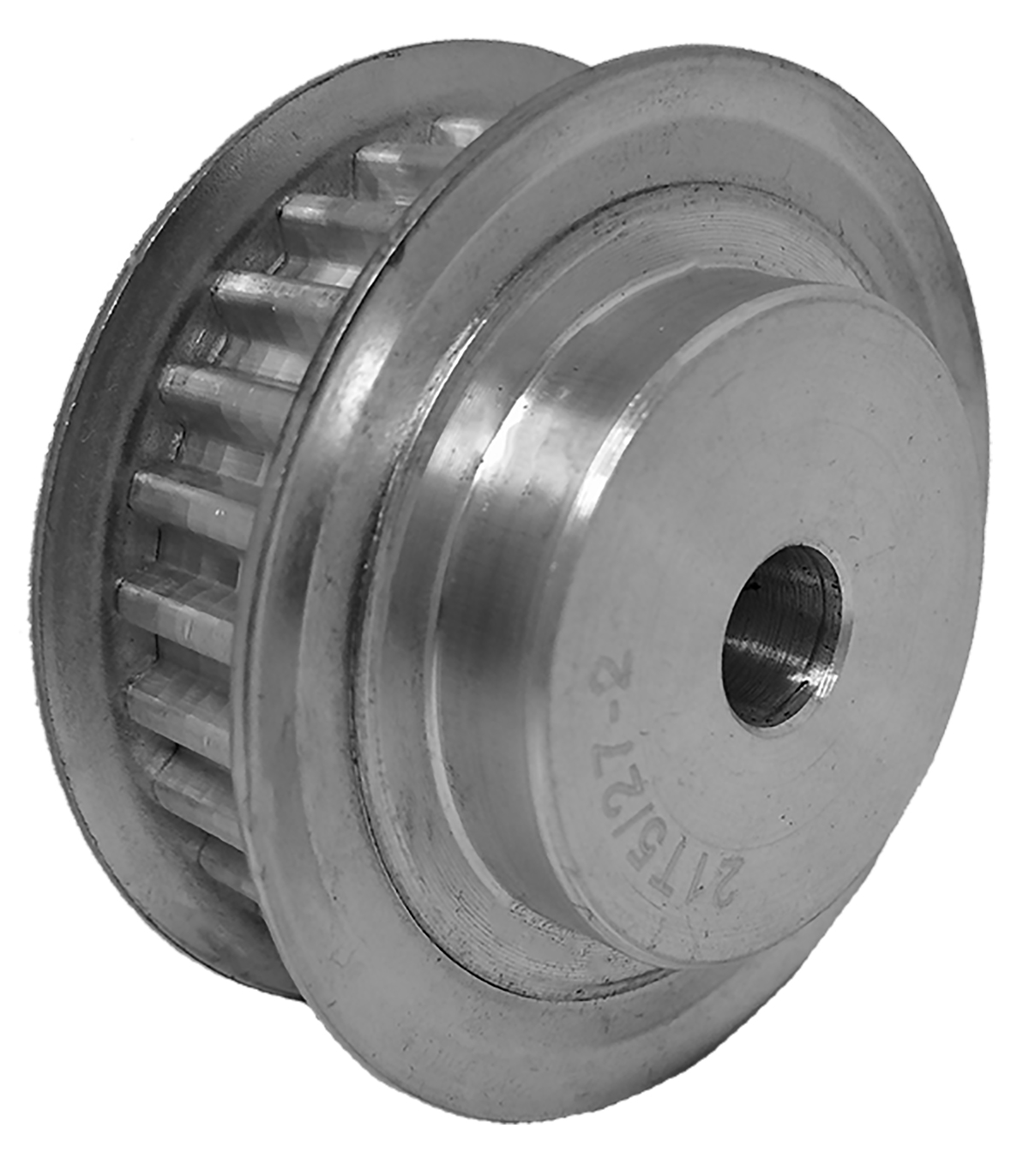 21T5/27-2 - Aluminum Metric Pulleys