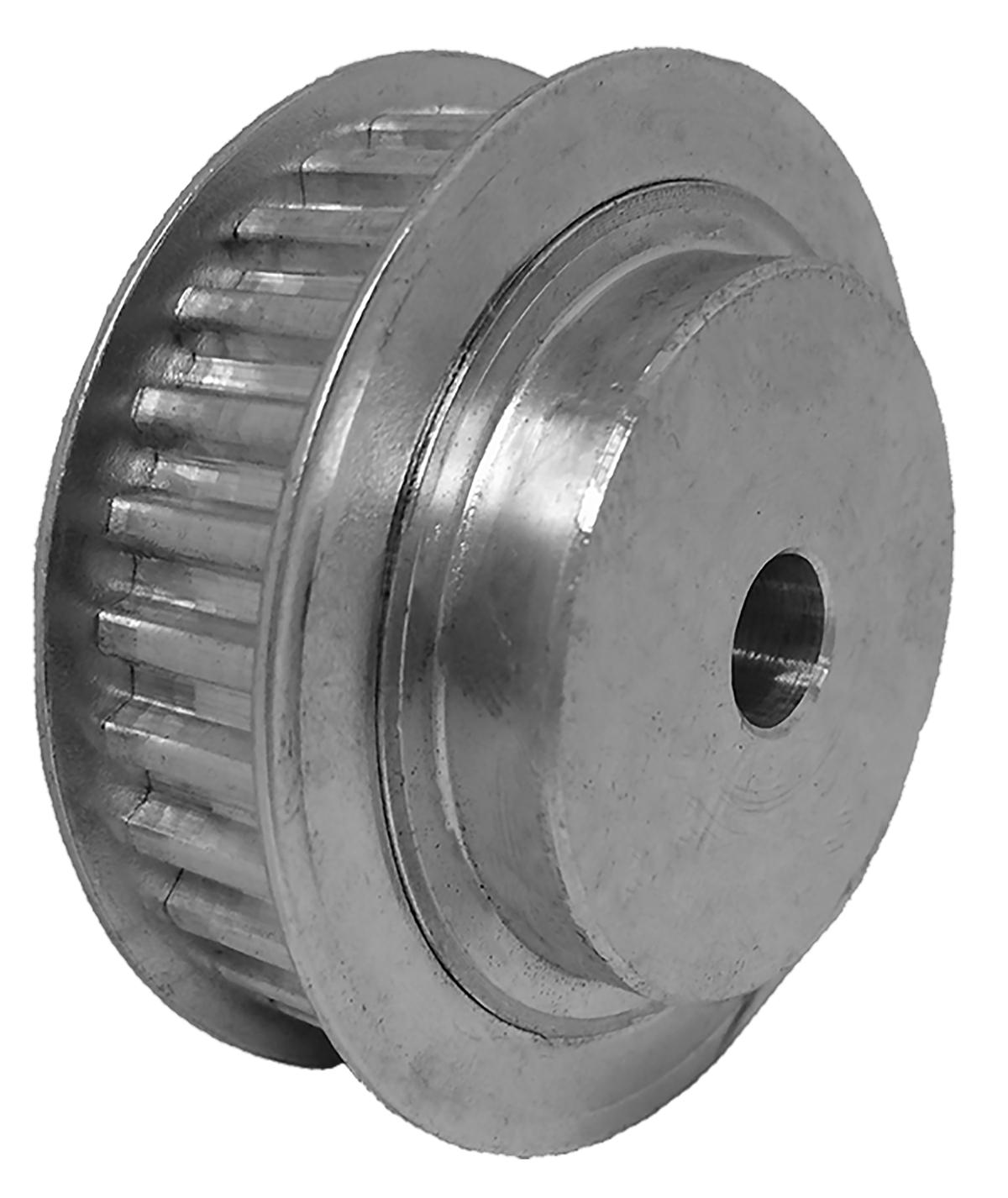 21T5/30-2 - Aluminum Metric Pulleys