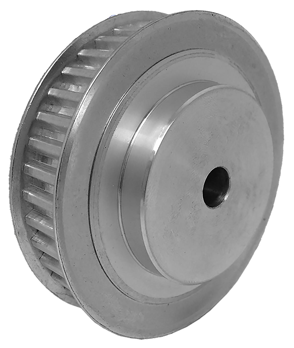 21T5/40-2 - Aluminum Metric Pulleys
