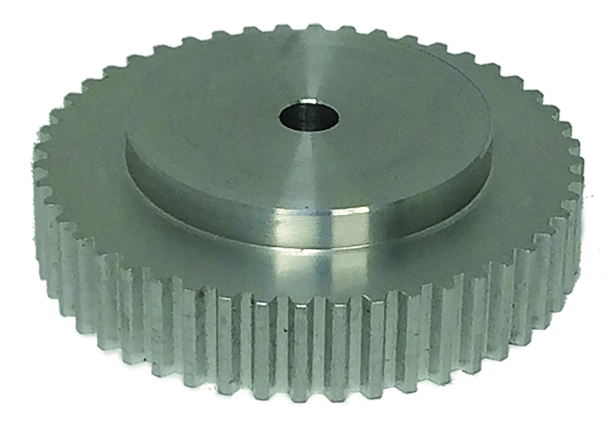 21T5/60-0 - Aluminum Metric Pulleys
