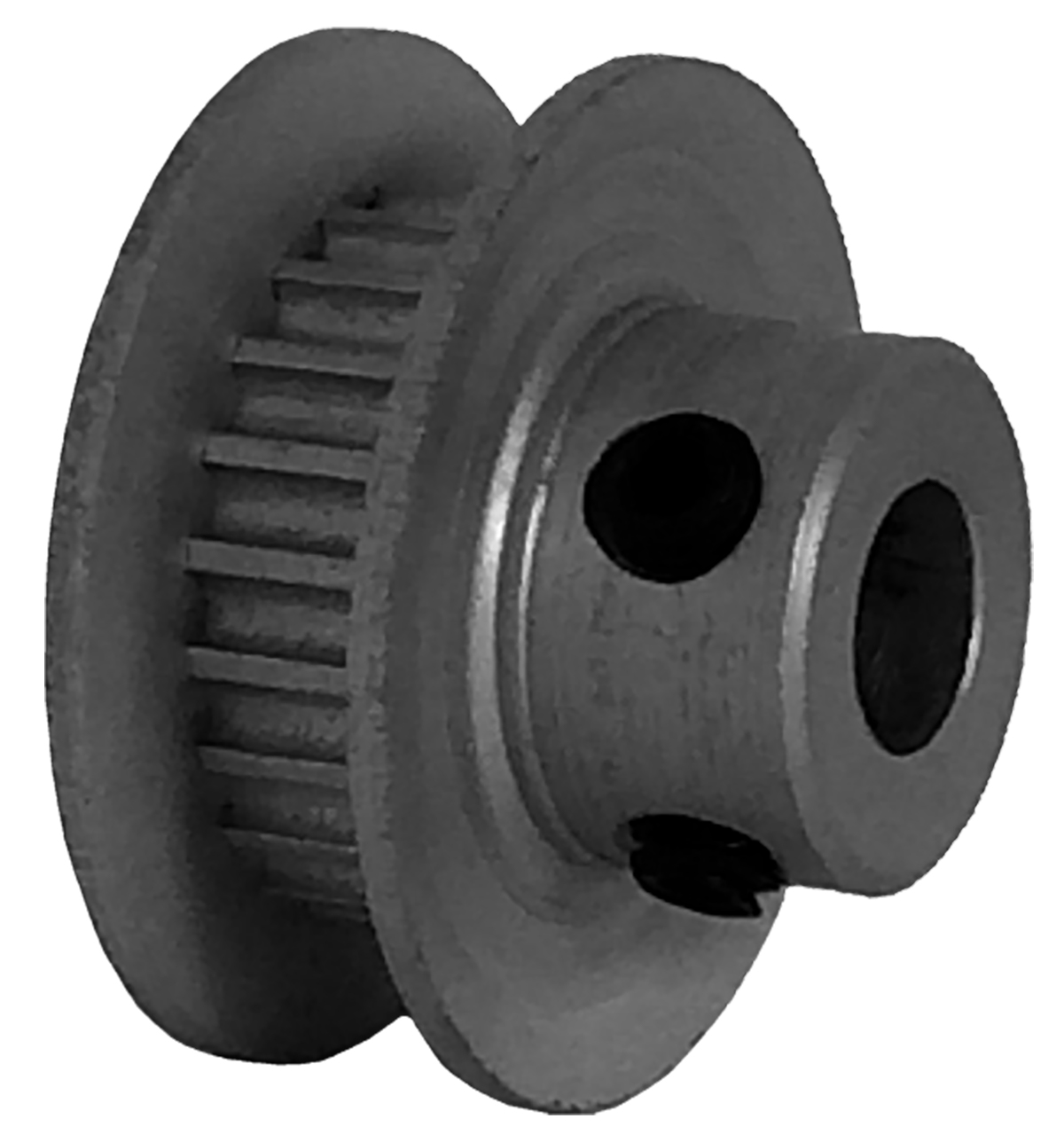 22-2P03-6FA2 - Aluminum Powerhouse® Pulleys