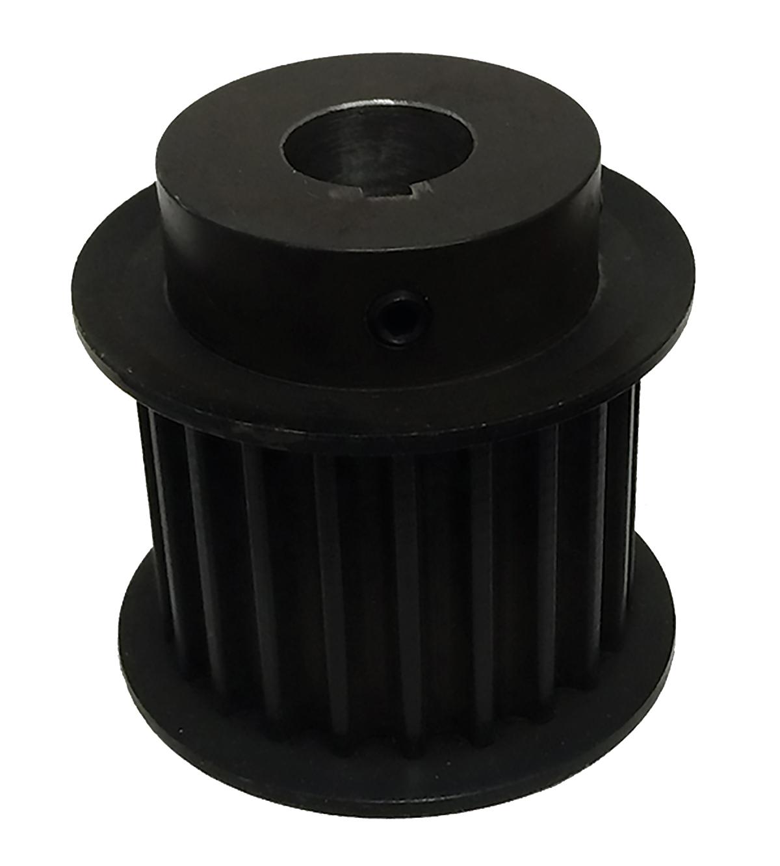 30-8MXF36X1-1/4 - Steel Powerhouse® MX Pulleys