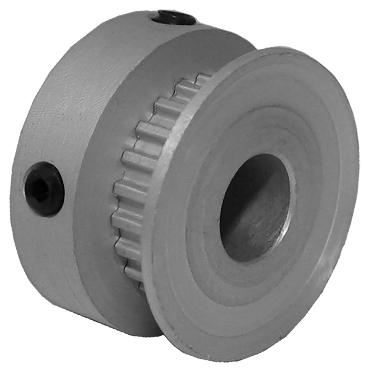22MP012-6CA3 - Aluminum Imperial Pitch Pulleys