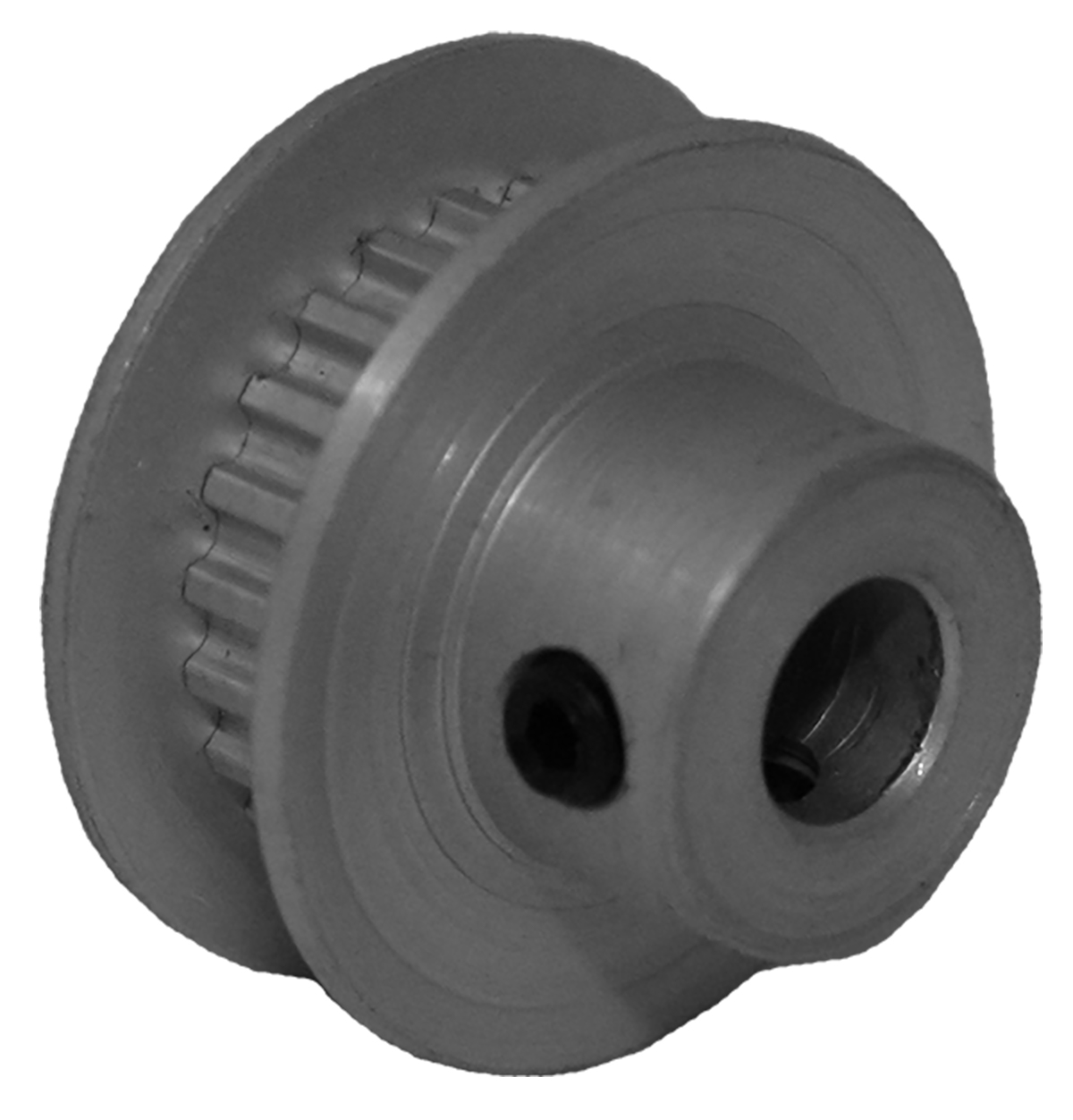 22MP012-6FA2 - Aluminum Imperial Pitch Pulleys