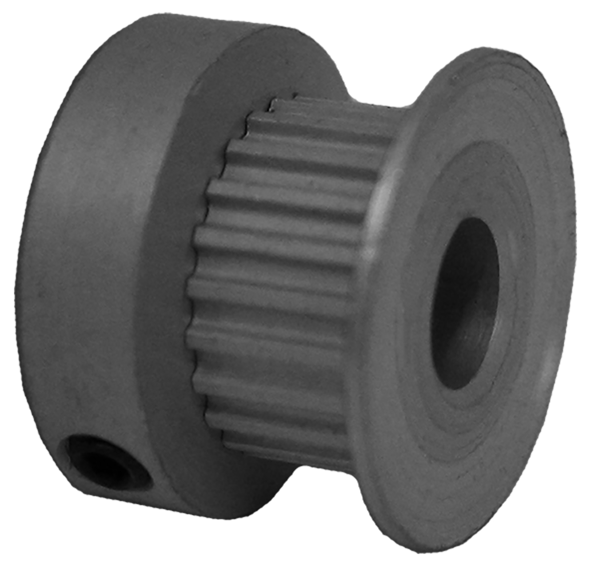 22MP025-6CA3 - Aluminum Imperial Pitch Pulleys