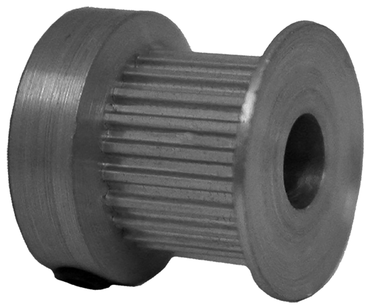 22MP037-6CA3 - Aluminum Imperial Pitch Pulleys