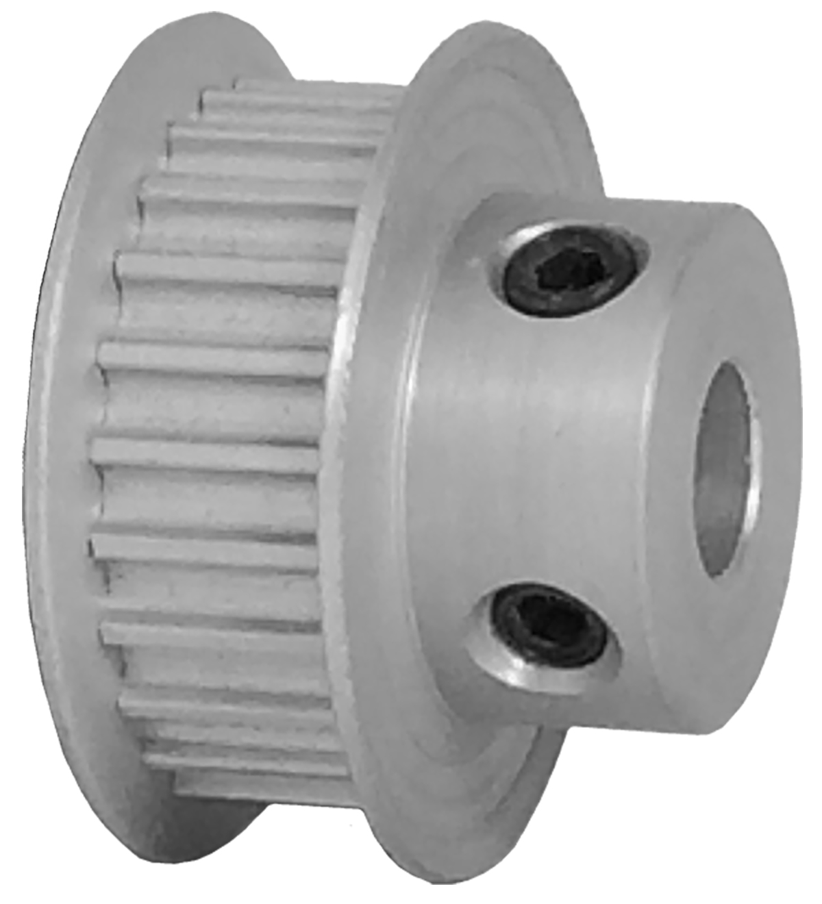 24-3M06-6FA3 - Aluminum Powerhouse®HTD® Pulleys