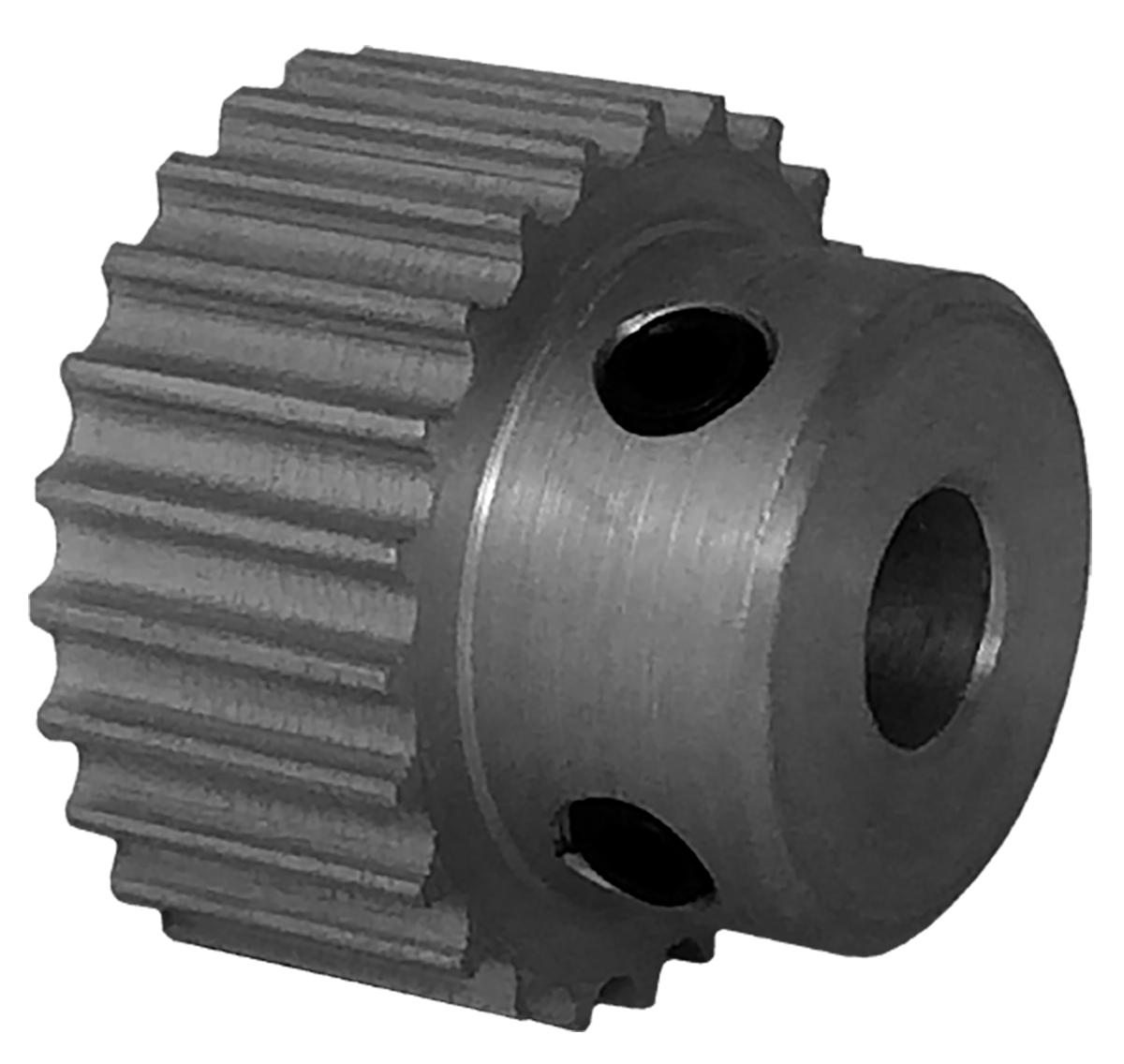 24-3M06M6A6 - Aluminum Powerhouse®HTD® Pulleys