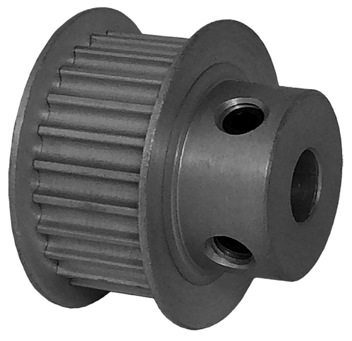 24-3M09M6FA6 - Aluminum Powerhouse®HTD® Pulleys