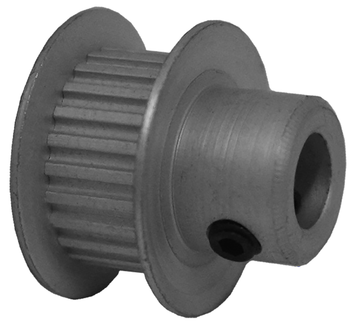 24MP025-6FA3 - Aluminum Imperial Pitch Pulleys