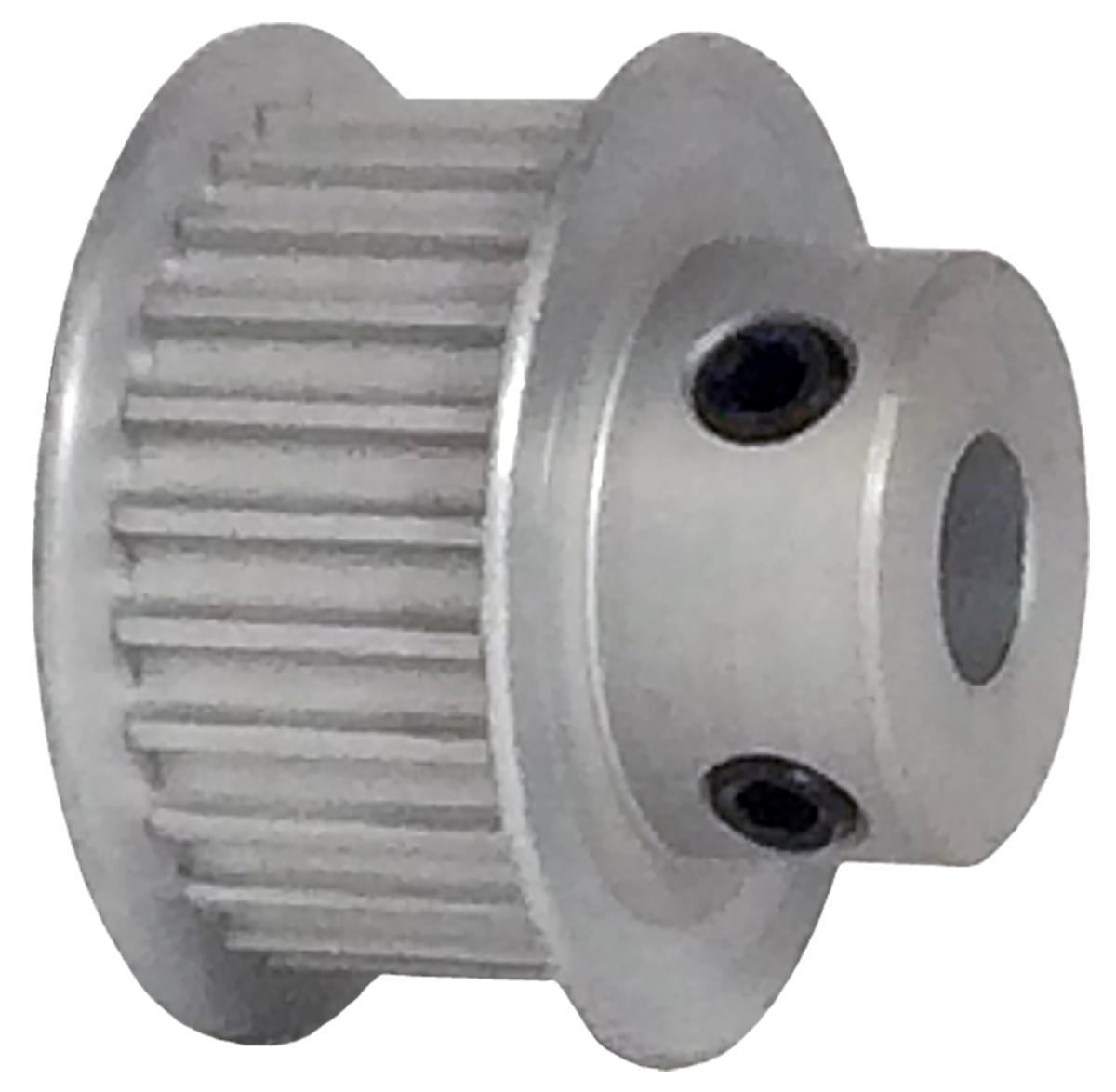25-3M09-6FA3 - Aluminum Powerhouse®HTD® Pulleys