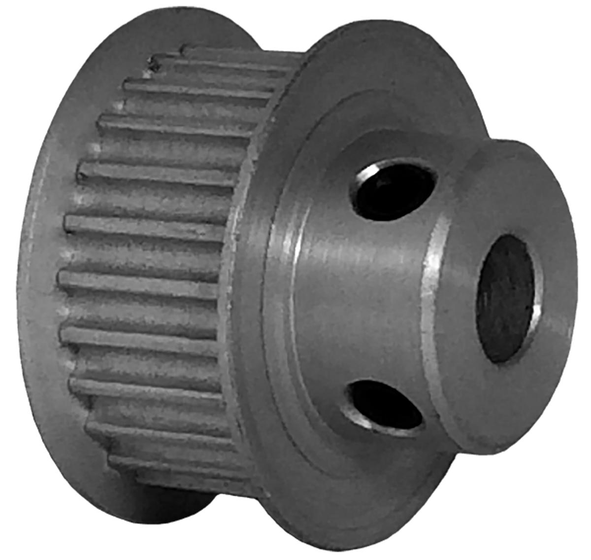 25-3P09-6FA3 - Aluminum Powerhouse® Pulleys