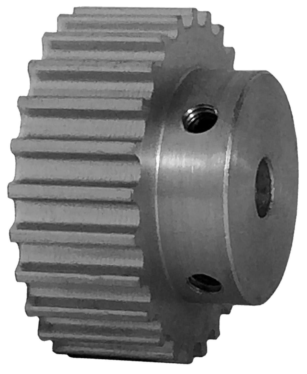 25-5M09-6A3 - Aluminum Powerhouse®HTD® Pulleys