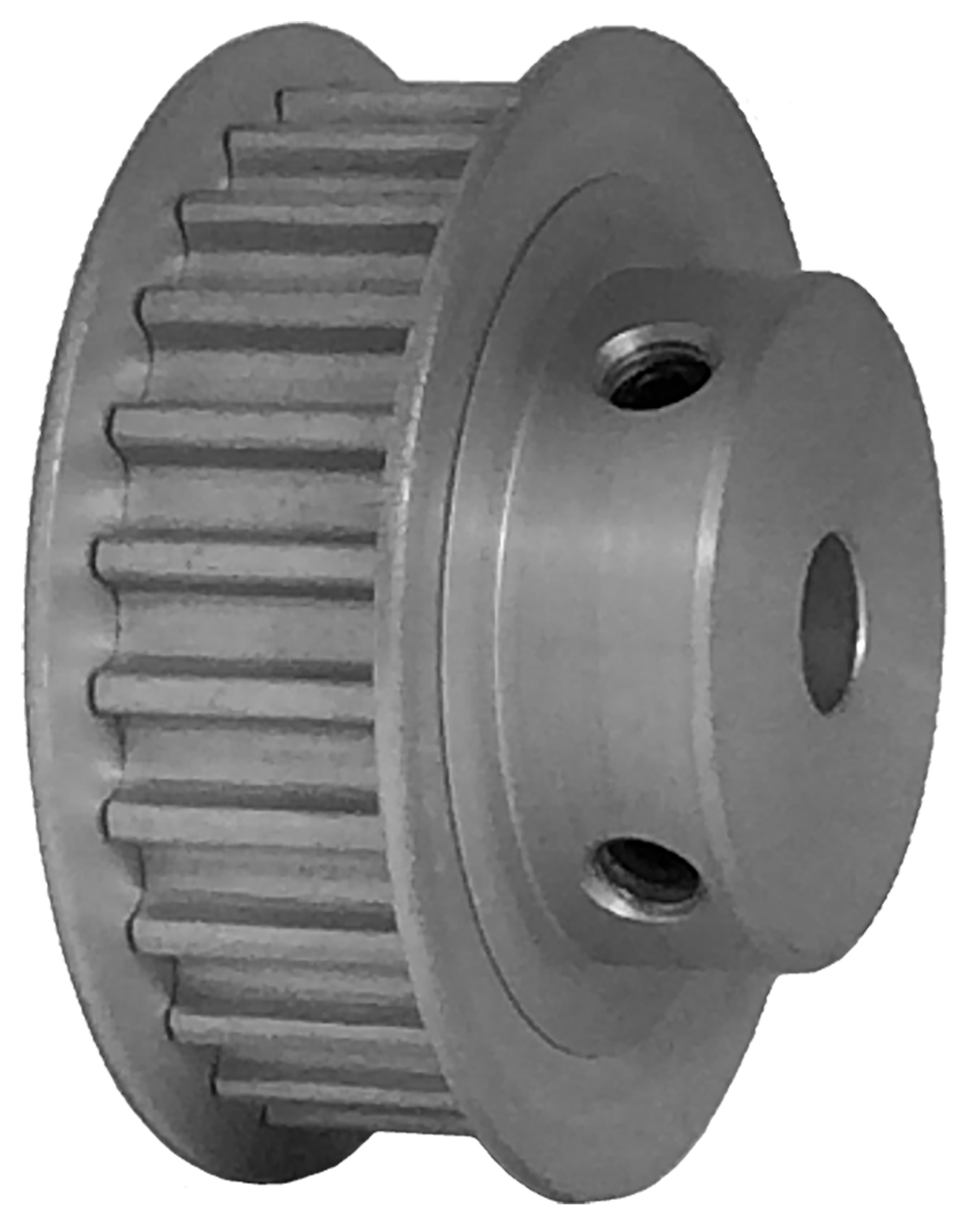 25-5M09-6FA3 - Aluminum Powerhouse®HTD® Pulleys